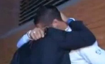Jose Mourinho and Marco Materazzi's tearful and cringeworthy Inter Milan goodbye