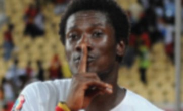 Asamoah Gyan, Ghana: World Cup Fantasy Football Hotshot Hopefuls