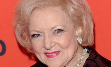I'm not retiring, says Betty White