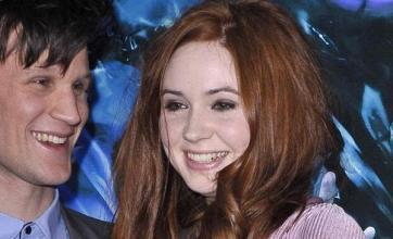 Karen: Doctor Who hasn't got sexy