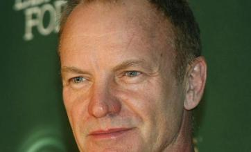 Sting joins orchestra for new tour