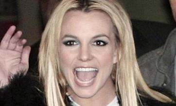 Britney Spears' professional split