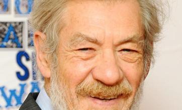 Ian McKellen mistaken for tramp