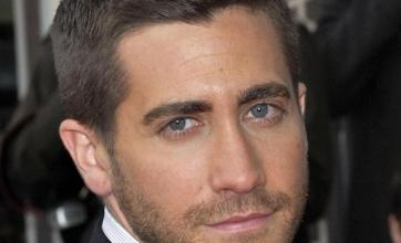 Gyllenhaal's strength in the hair