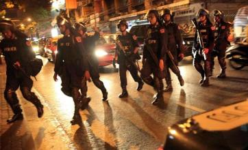 UK shuts Thai embassy amid clashes