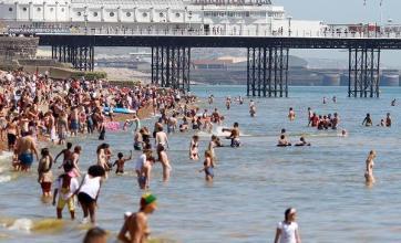 More UK beaches pass water test
