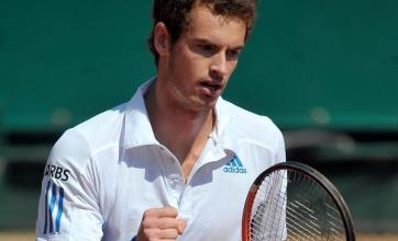 Murray recovers to claim five-set victory
