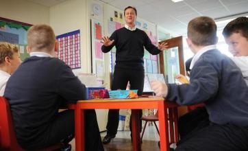Clegg slams Labour raid on Lib Dems