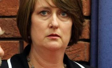 Voters humble Jacqui Smith out