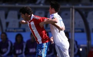 Paraguay cruise to victory over shot-shy Slovakia
