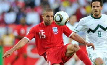 Matthew Upson named in unchanged England team to face Germany