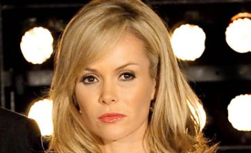 Amanda Holden 'feared' for her engagement ring after Stevie Starr swallowed it