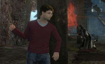 Harry Potter goes to war in Deathly Hallows