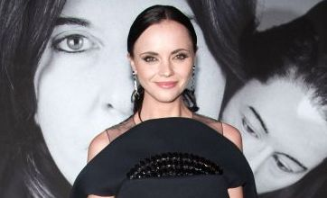 Christina Ricci reveals underboob: Dare to wear?