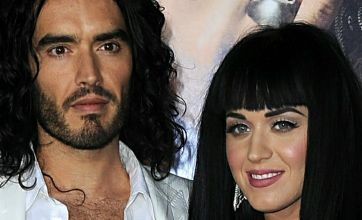 Russell Brand and Katy Perry 'don't want any wedding presents'