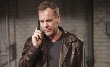 Kiefer Sutherland calls time on 24's Jack Bauer