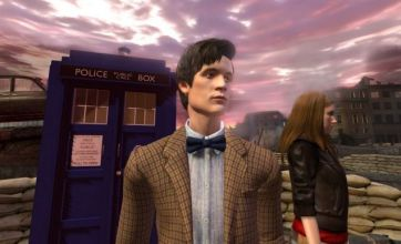 Doctor Who adventures in the City Of The Daleks