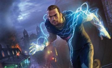 inFamous 2 confirmed for PS3