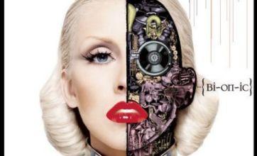 Christina Aguilera: Pumped return of the Bionic woman