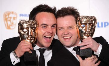 TV Baftas 2010: Ant and Dec scoop their first award after five nominations