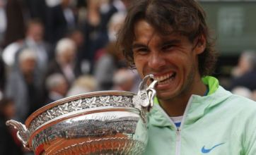 Rafael Nadal reclaims French Open title