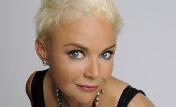 Gail Porter: 'I'm happy to report I've had no poop problems'