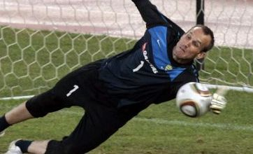 Arsenal's £3m Mark Schwarzer transfer bid turned down by Fulham