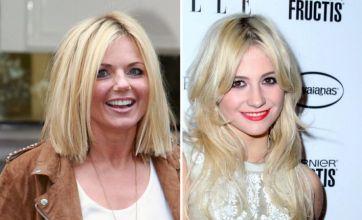 Geri Halliwell vs Pixie Lott: Celebrity Face Off