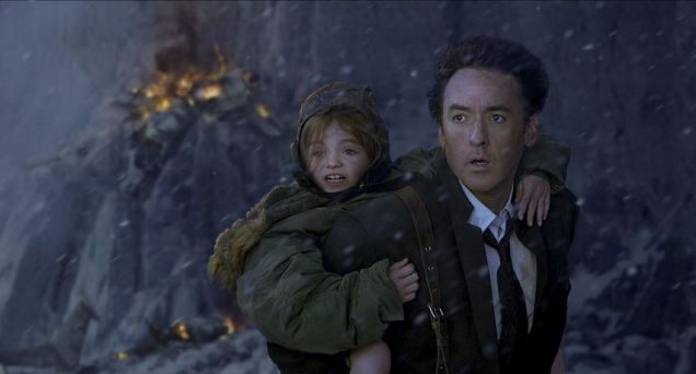 John Cusack evades disaster in the movie 2012 – but Nasa says we'll survive until at least 2013