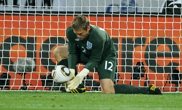 England v Algeria: Tiger Woods backs Robert Green to play again in World Cup