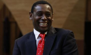 David Harewood's emotional return from personal tragedy