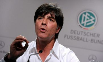 Joachim Low: Germany aren't low on confidence