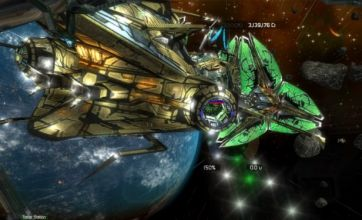 Games review: DarkStar One: Broken Alliance is not quite Elite