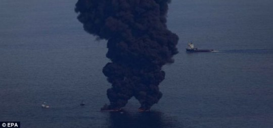 BP boss Tony Hayward handed over day-to-day control of the oil spill crisis to another senior executive