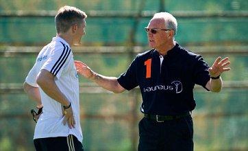 England v Germany: Franz Beckenbauer taunts England's 'inferior power'