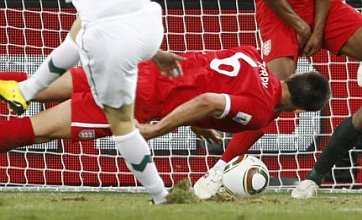 John Terry's dive: YouTube video sets slow-motion replay to Superman music
