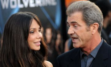 Mel Gibson 'files a restraining order against ex lover Oksana Grigorieva'