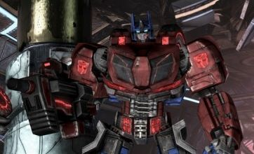 Games review: Transformers: War For Cybertron is a good game in disguise