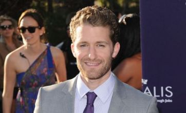 Glee star Matthew Morrison: I got into musicals to meet women