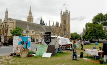 Parliament Square protesters to be evicted as Boris Johnson triumphs