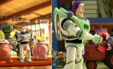 Toy Story v Toy Story 2: Metro Film Fight Club