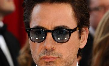 Robert Downey Jr gets gong for being 'one of the most respected actors'