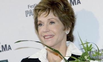 Jane Fonda honoured by Paris mayor