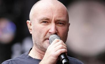 Phil Collins wins songwriting award
