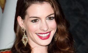 New film role for Anne Hathaway