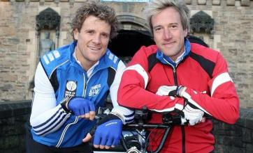 Cracknell and Fogle in bicycle bid