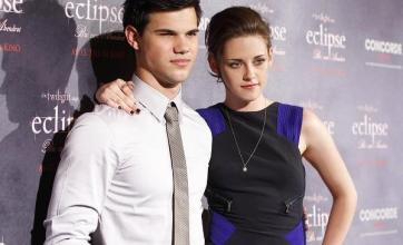 Lautner opens up about Eclipse kiss