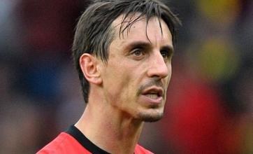 FA reaction disappoints Neville