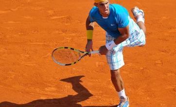 Nadal hoping for sunny final