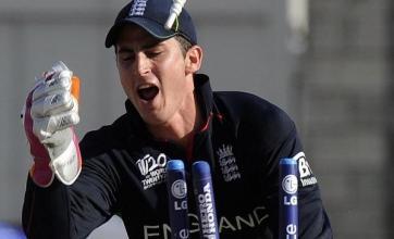 Kieswetter odds on for England slot